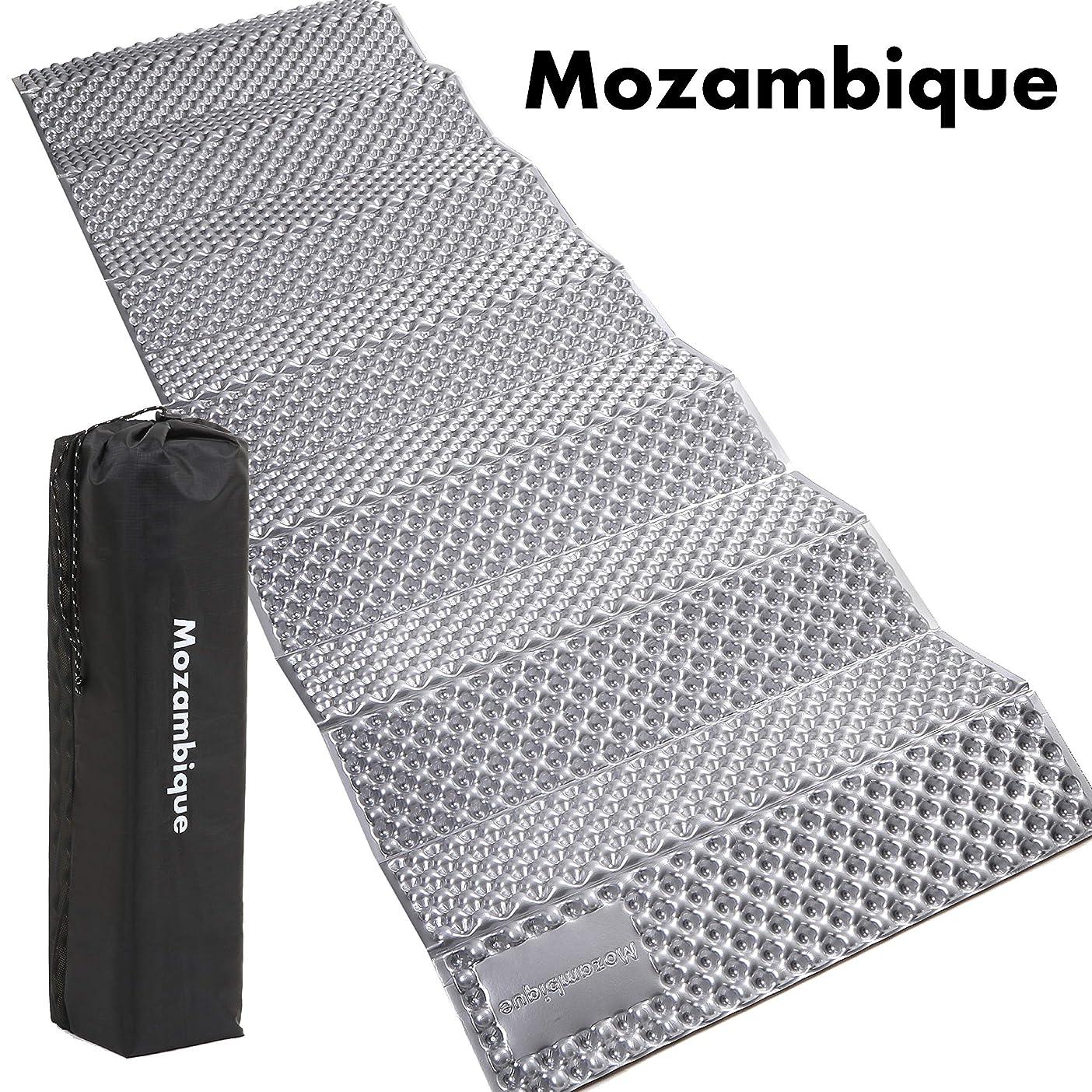 壮大な放映漂流Mozambique(モザンビーク) キャンプ マット アウトドアマット レジャーマット 車中泊 極厚20mm【何年も使える耐久性|1年保証】