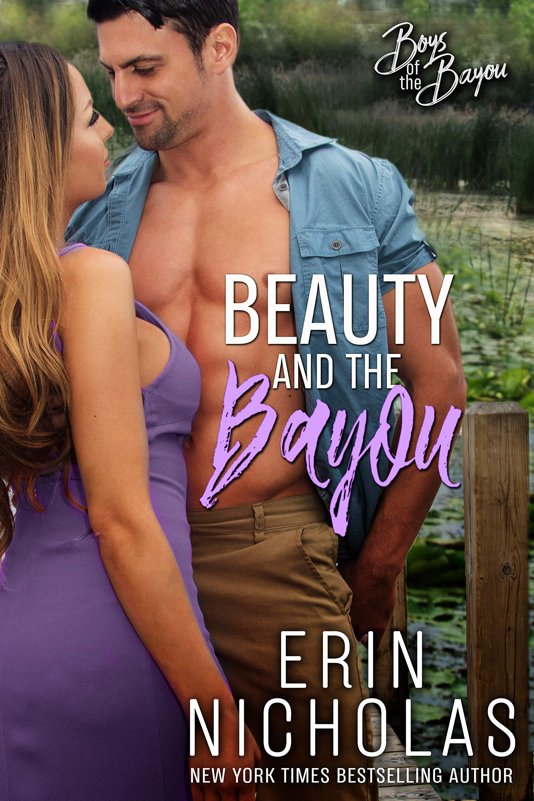 Beauty and the Bayou (Boys of the Bayou Book 3)