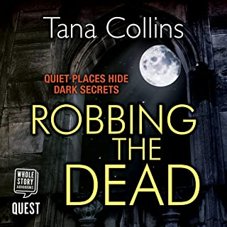 Robbing the Dead: Inspector Jim Carruthers, Book 1