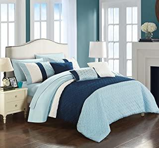 Best chic home salvatore 10 piece comforter set Reviews