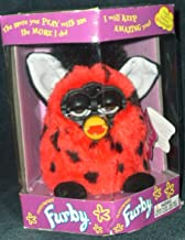 Furby Lady Bug (Red with Black Spots)