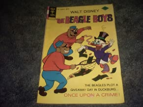 THE Beagle Boys Comic Book Issue 26 (OCTOBER 1975)