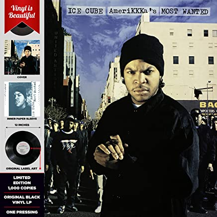 Ice Cube - Amerikkka's Most Wanted (2019) LEAK ALBUM