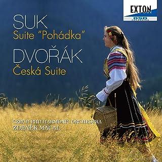 スーク:組曲「おとぎ話」、ドヴォルザーク:チェコ組曲