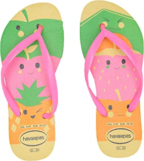 Havaianas Kid's Slim Fun Sandal