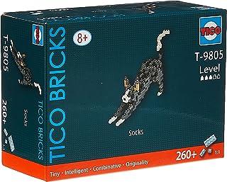 TICO Mini Bricks cat series Socks T-9805