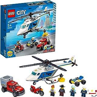 LEGO City Police - Policía: Persecución en Helicóptero