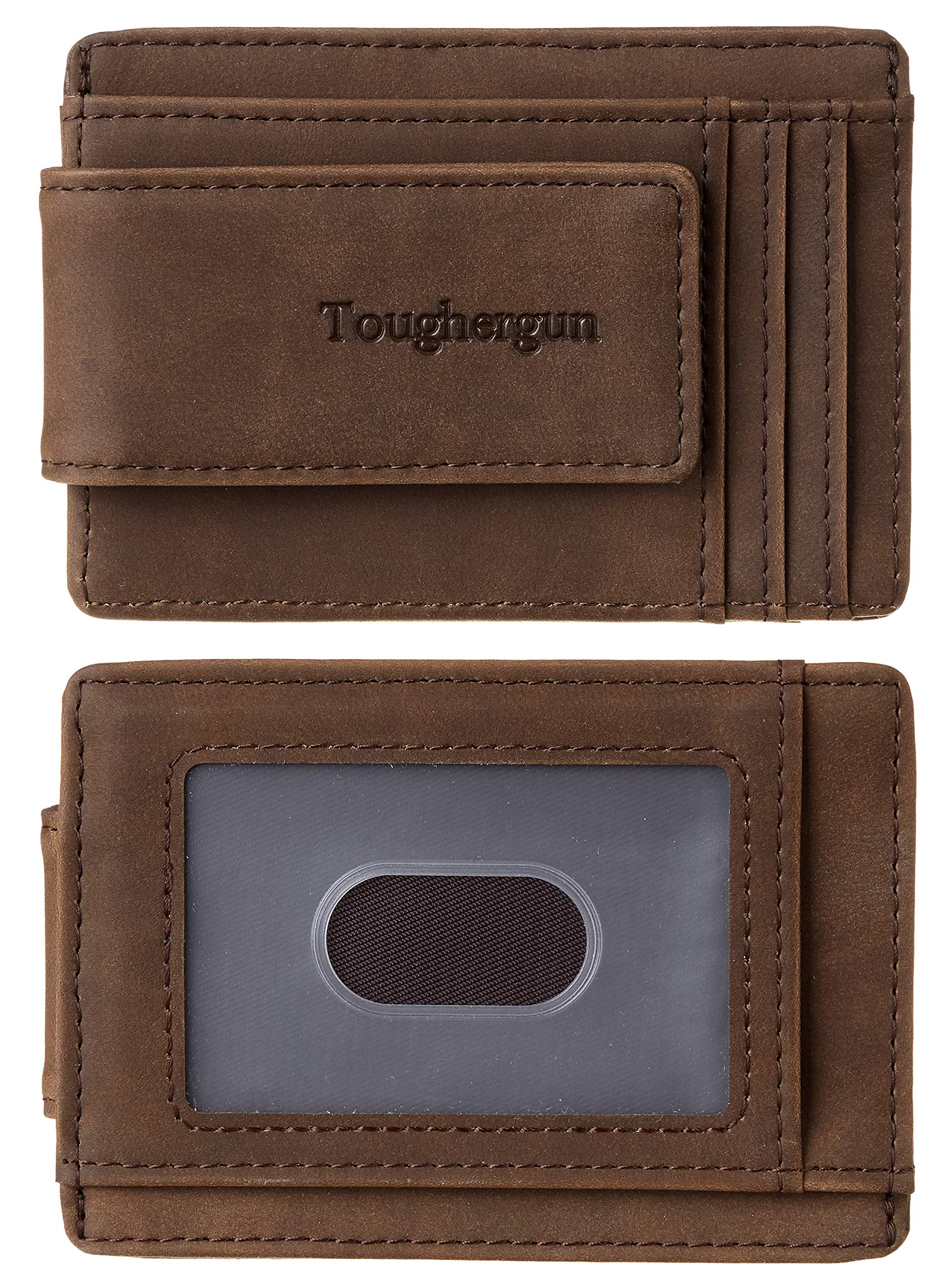 Toughergun Genuine Leather Magnetic Blocking