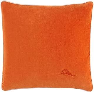 Tommy Bahama San Jacinto Throw Pillow, 18x18, Red