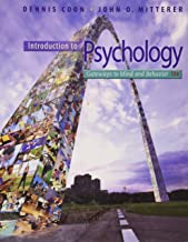 Introduction to Psychology: 13th (thirteen edition)