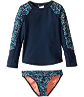 Roxy Kids - Beach Bound Long Sleeve Set (Toddler/Little Kids)