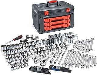 GEARWRENCH 239 Pc. Mechanics Tool Set In 3 Drawer Storage Box - 80942
