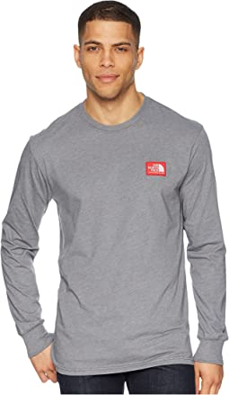 The North Face Long Sleeve Patch Tee