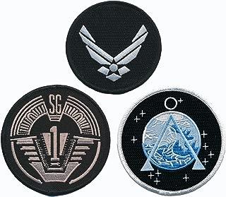Best sg1 uniform patches Reviews
