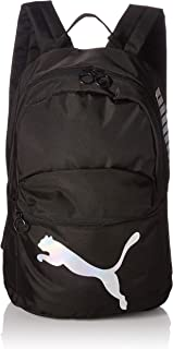 PUMA Women's Essential Backpack, black, One Size