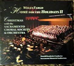 sacramento choral society home for the holidays