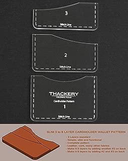 handmade wallet pattern