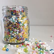 Unicorn Themed Sprinkles Mix - 100g (5-10 BUSINESS DAYS SHIPPING FROM UK)