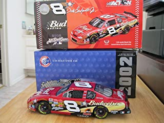 Dale Earnhardt Jr #8 2002