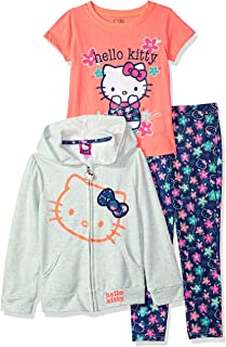 Hello Kitty Organics Baby Girls Fifi Short Sleeve Snap T-Shirt