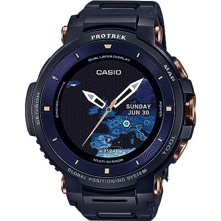 [カシオ] 腕時計 スマートアウトドアウォッチ プロトレックスマート GPS搭載 WSD-F30SC-BK メンズ ブラック