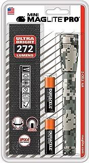Maglite Mini PRO LED 2-Cell AA Flashlight Universal Camo Pattern