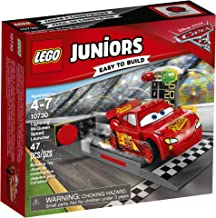 LEGO Juniors Lightning McQueen Speed Launcher 10730 Building Kit