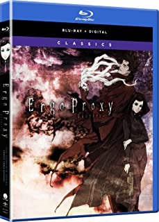 Best ergo proxy anime Reviews