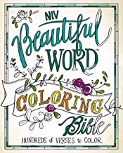 NIV, Beautiful Word Coloring Bible, Hardcover: Hundreds of Verses to Color PDF
