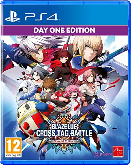 Blazblue Cross Tag Battle - Day One Edition (Special Edition)