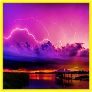 Stormy Lightning Thunderstorm Live Wallpapers