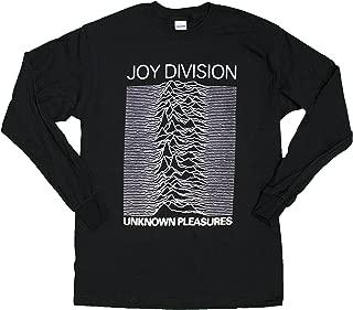 Impact Men's Joy Division 2 - Unknown Pleasures Long Sleeve Shirt