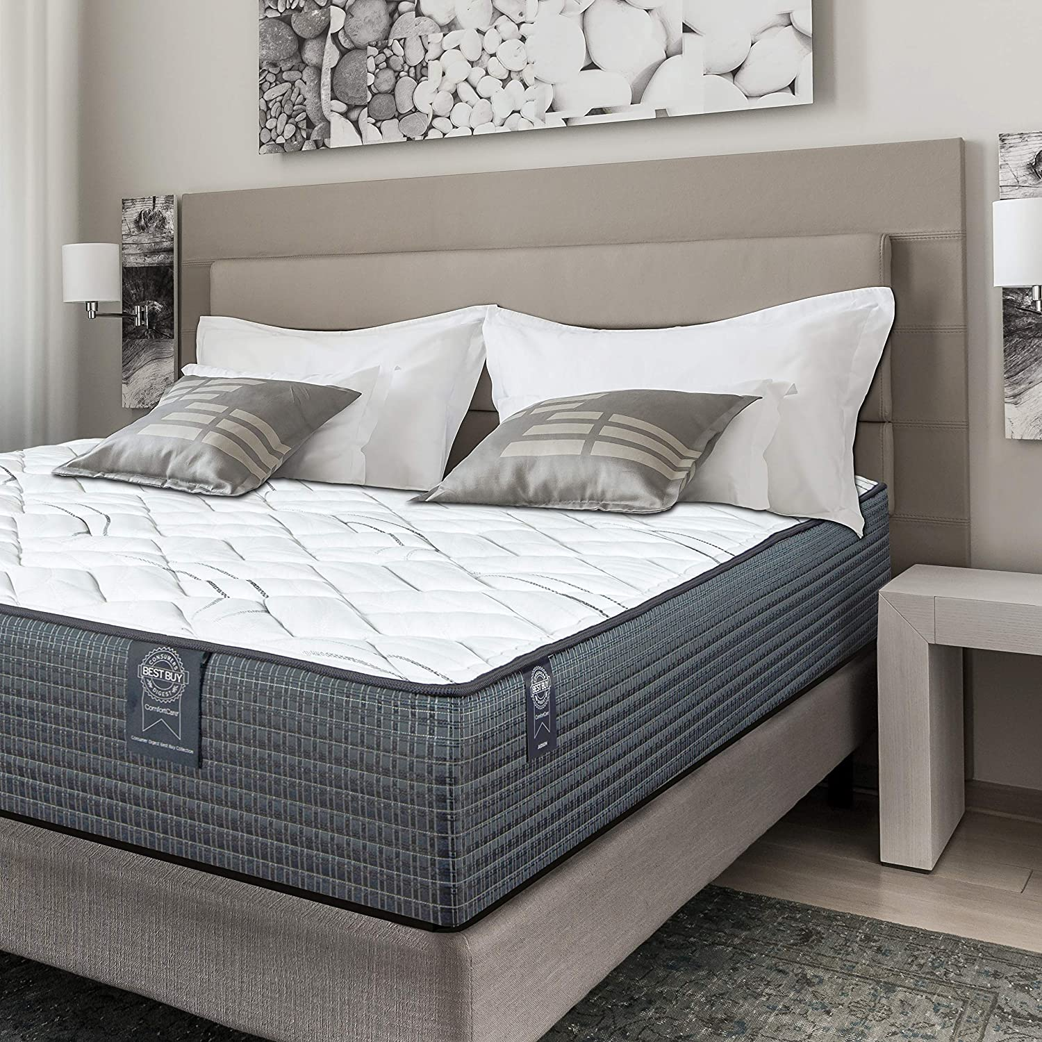 Comfort Care by Restonic Magnolia depot II Firm Mattress Super beauty product restock quality top King Cal