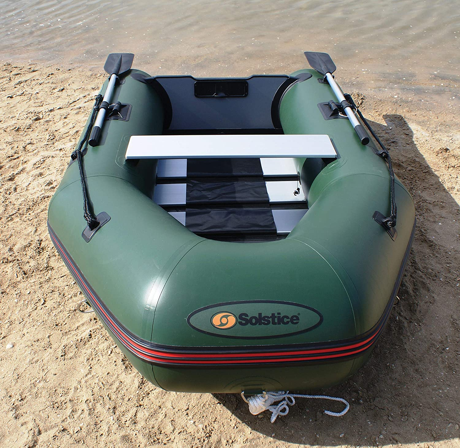 Solstice by Super Special SALE held Limited Special Price Swimline Sportster Boat 3 Person