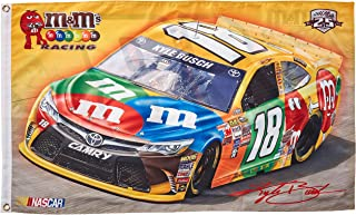 R and R Imports Inc Aric Almirola #10 3 x 5 Number Flag