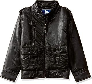 6a00dd4cc2e8 Amazon.in: Leather - Winterwear / Boys: Clothing & Accessories