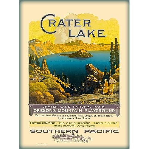 3d Rose Phantom Ship Crater Lake National Park Oregon Usa Square Quilt 6 X 6 Quilts