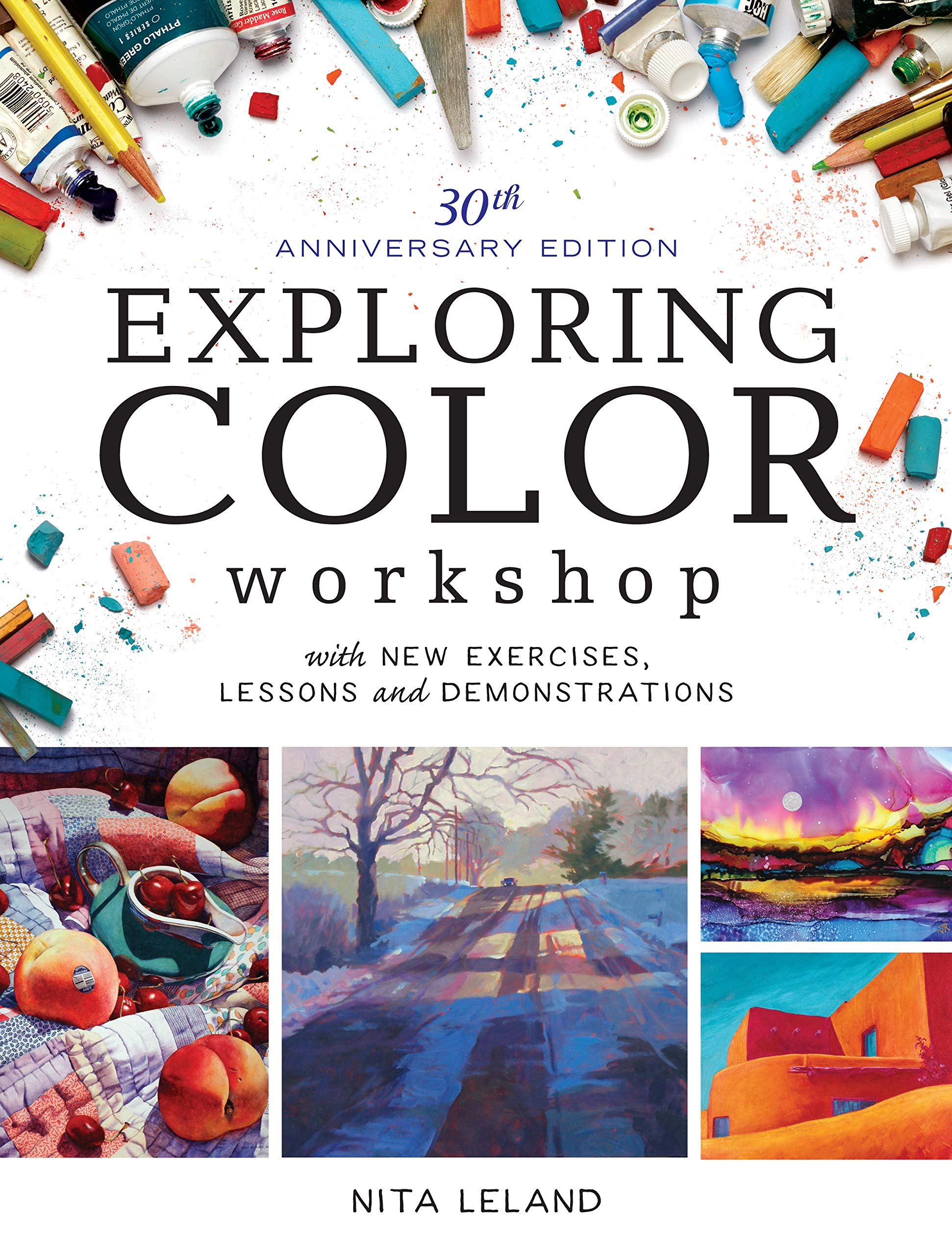 Download Exploring Color Workshop: With New Exercises, Lessons And Demonstrations 