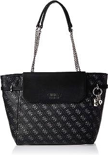 GUESS Women's Tote Bag, Coal - SY758223