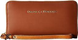Dooney & Bourke - City Large Zip Around Wristlet