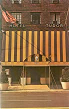 Post Card Ephemera: HOTEL TUDOR, New York, New York