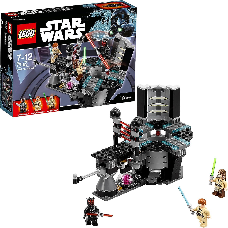 Lego Star Wars 75169 Duel On Naboo Amazon De Spielzeug