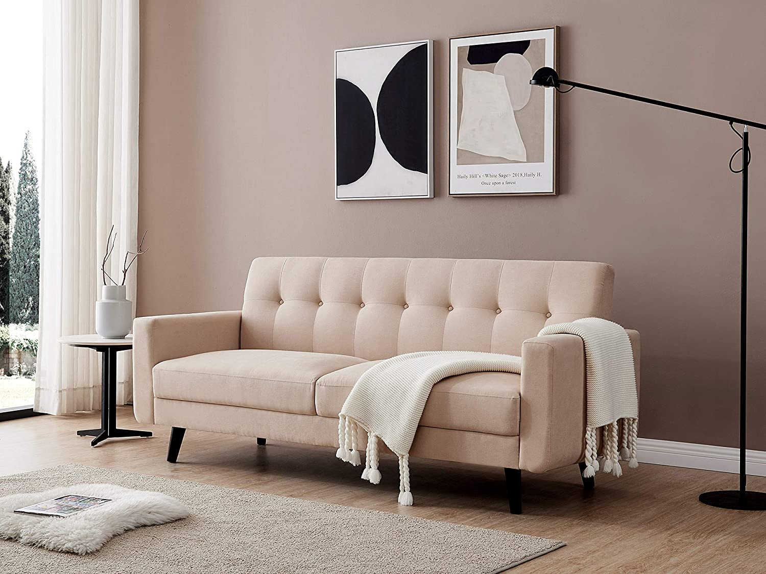Fabric Sectional Couch Jacksonville Mall San Diego Mall Modern Sofa Furniture Hardwood with Sets