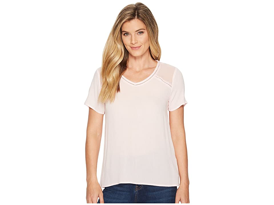 Ariat Spontaneity Top (Chalk Pink) Women