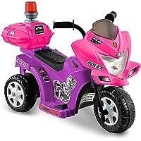 Kid Motorz Lil' Patrol 6-Volt Battery Powered Ride On