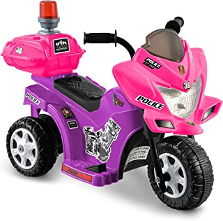 Best kid motorz lil patrol 6v purple and pink Reviews