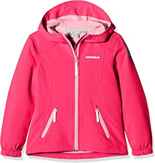 Playshoes Schneejacke Skijacke Pink-Kariert Giacca Bambine e Ragazze Snowboardjacke Karo