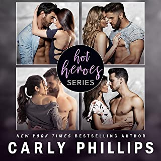 Hot Heroes: Series Touch You Now, Hold You Now, Need You Now, and Want You Now