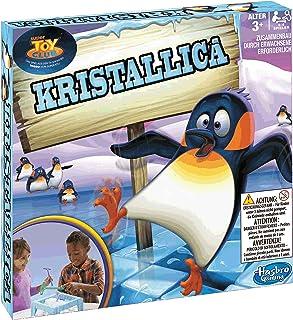 Hasbro - Kristallica, kindvriendelijk behendigheidsspel vanaf 3 jaar