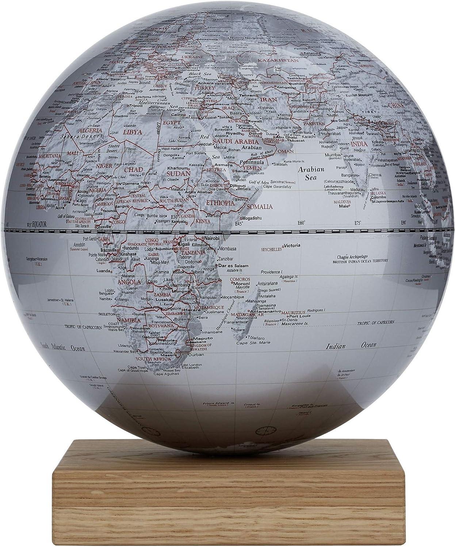 Emform - Globus - Weltkugel - Tischglobus Tischglobus Tischglobus - PLATON Oak Silber B07PFQF3NY | Wirtschaft  81374d